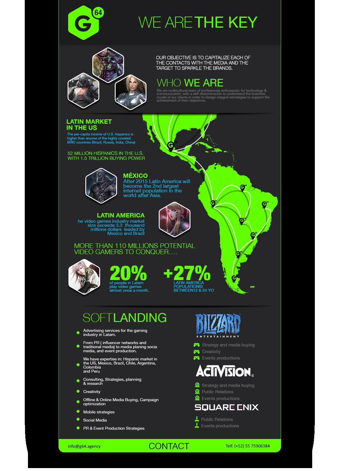 G64 Agency